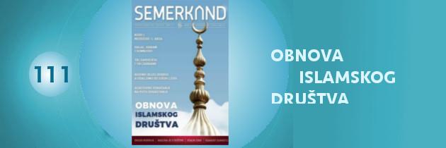 Br. 111 Obnova islamskog društva