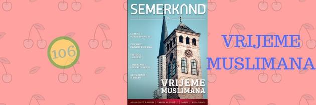 Br. 106 Vrijeme muslimana