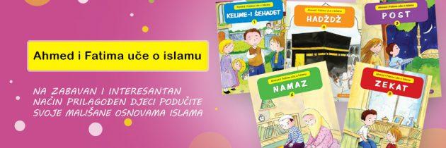 Ahmed i Fatima uče o Islamu