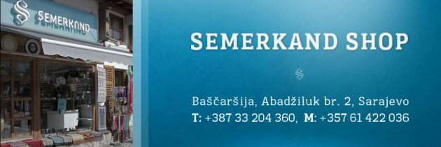 Semerkand Shop
